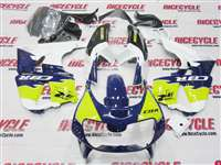 1998-1999 Honda CBR 900RR Purple/Yellow Fairings | NH99899-25