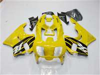 1998-1999 Honda CBR 900RR Yellow RR Fairings | NH99899-26