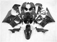 1998-1999 Honda CBR 900RR Charcoal Flame Fairings | NH99899-4