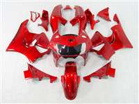 1998-1999 Honda CBR 900RR Candy Red Fairings | NH99899-6