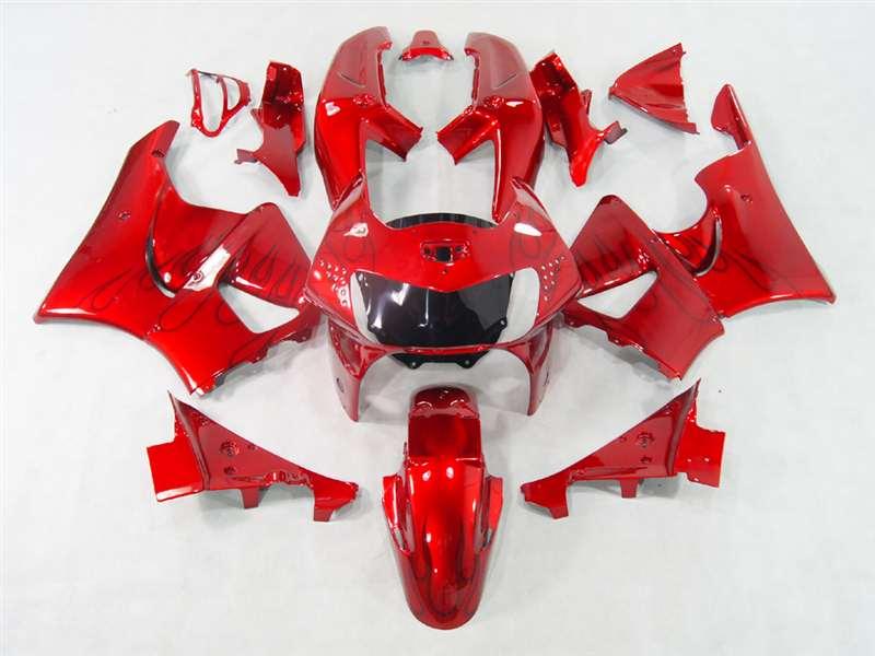 1998 1999 Honda CBR 900RR Candy Red Fairings