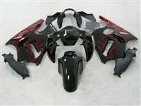 2002-2005 Kawasaki ZX12R Fire Red Fairings | NK10205-14