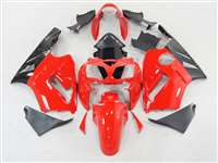 2002-2005 Kawasaki ZX12R Red Fairings | NK10205-22