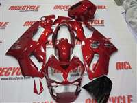 2002-2005 Kawasaki ZX12R Red Fairings | NK10205-6