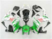 2008-2010 Kawasaki ZX10R FIAT Green Fairings | NK10810-9