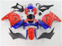 2008-2012 Kawasaki Ninja 250R Spiderman Fairings | NK20812-12