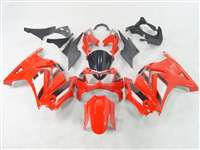 2008-2012 Kawasaki Ninja 250R Red OEM Style Fairings | NK20812-19