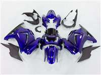 2008-2012 Kawasaki Ninja 250R Candy Blue Fairings | NK20812-29