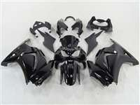 2008-2012 Kawasaki Ninja 250R Gloss Black Fairings | NK20812-33