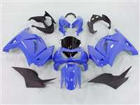 2008-2012 Kawasaki Ninja 250R Super Blue Fairings | NK20812-43