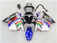 Kawasaki 2000-2002 ZX6R and 2005-2009 ZZR600 Eurobet Fairings | NK60002-44