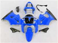 Kawasaki 2000-2002 ZX6R and 2005-2009 ZZR600 Blue Fairings | NK60002-53
