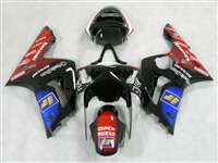 2003-2004 Kawasaki ZX6R Playstation Fairings | NK60304-7