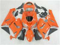 2005-2006 Kawasaki ZX6R Orange Fairings | NK60506-17