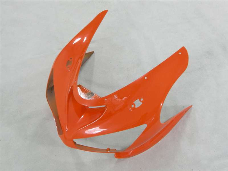 2005 2006 Kawasaki ZX6R Orange Fairings