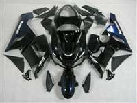 2005-2006 Kawasaki ZX6R Blue Fire Fairings | NK60506-24