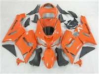 2005-2006 Kawasaki ZX6R Orange Fairings | NK60506-27