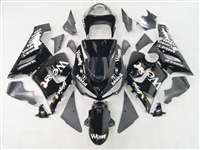 2005-2006 Kawasaki ZX6R West Fairings | NK60506-8