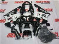 1997-2003 Kawasaki ZX-7R West Black Fairings | NK79703-4