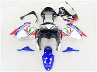 2002-2003 Kawasaki ZX9R Eurobet Race Blue Fairings | NK90203-11