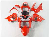 2002-2003 Kawasaki ZX9R Red Fairings | NK90203-3