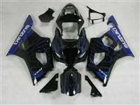 2003-2004 Suzuki GSXR 1000 Purple Flames Fairings | NS10304-13