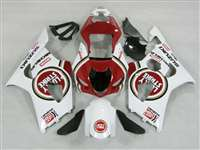 Lucky Strike 2003-2004 Suzuki GSXR 1000 Motorcycle Fairings | NS10304-14