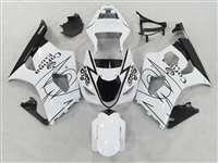 Black Corona Alstare 2003-2004 Suzuki GSXR 1000 Motorcycle Fairings | NS10304-35