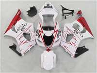 2003-2004 Suzuki GSXR 1000 Red Alstare Corona Fairings | NS10304-36