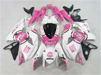 2009-2016 Suzuki GSXR 1000 Pink Lucky Strike Fairings | NS10916-7