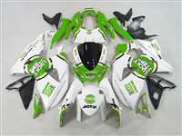 2009-2016 Suzuki GSXR 1000 Green Lucky Strike Fairings | NS10916-8