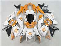2009-2016 Suzuki GSXR 1000 Orange Lucky Strike Fairings | NS10916-9