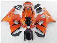 2004-2005 Suzuki GSXR 600 750 Burnt Orange Fairings | NS60405-13