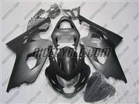Satin Black 2004-2005 Suzuki GSXR 600 750 Motorcycle Fairings | NS60405-14