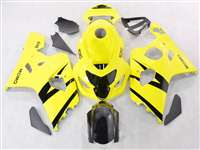 Yellow 2004-2005 Suzuki GSXR 600 750 Motorcycle Fairings | NS60405-21