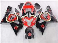 2004-2005 Suzuki GSXR 600 750 Lucky Strike Custom Fairings | NS60405-22