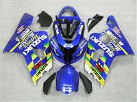 2004-2005 Suzuki GSXR 600 750 Movistar Fairings | NS60405-38