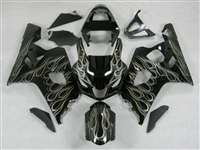 2004-2005 Suzuki GSXR 600 750 Dual Fire Fairings | NS60405-43