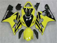 Yellow/Black 2004-2005 Suzuki GSXR 600 750 Motorcycle Fairings | NS60405-49
