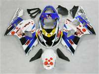 Dark Dog 2004-2005 Suzuki GSXR 600 750 Motorcycle Fairings | NS60405-50