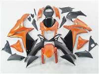 2011-2018 Suzuki GSXR 600 750 Burnt Orange Fairings | NS61117-5