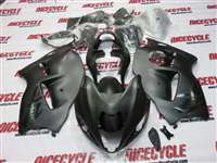 1999-2007 Suzuki GSXR 1300 Hayabusa Back In Black Fairings | NSH9907-123