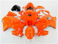 Neon Orange 1999-2007 Suzuki GSXR 1300 Hayabusa Motorcycle Fairings | NSH9907-129