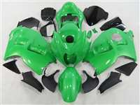 1999-2007 Suzuki GSXR 1300 Hayabusa Bright Green Fairings | NSH9907-43