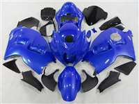 Royal Blue 1999-2007 Suzuki GSXR 1300 Hayabusa Motorcycle Fairings | NSH9907-45