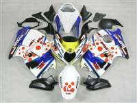 Dark Dog 1999-2007 Suzuki GSXR 1300 Hayabusa Motorcycle Fairings | NSH9907-50