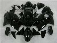 Ghost Flames 1999-2007 Suzuki GSXR 1300 Hayabusa Motorcycle Fairings | NSH9907-61