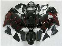 1999-2007 Suzuki GSXR 1300 Hayabusa Red Fire Fairings | NSH9907-67
