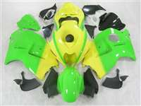 1999-2007 Suzuki GSXR 1300 Hayabusa Neon Yellow/Green Fairings | NSH9907-80