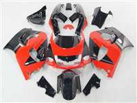 1996-2000 Suzuki GSXR 600 750 SRAD Red Fairings | NSS9600-11